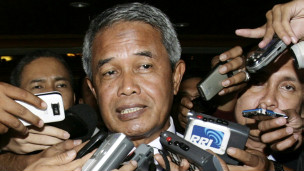 djohar arifin as chairman of PSSI