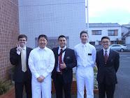 Baptism in Toyohashi