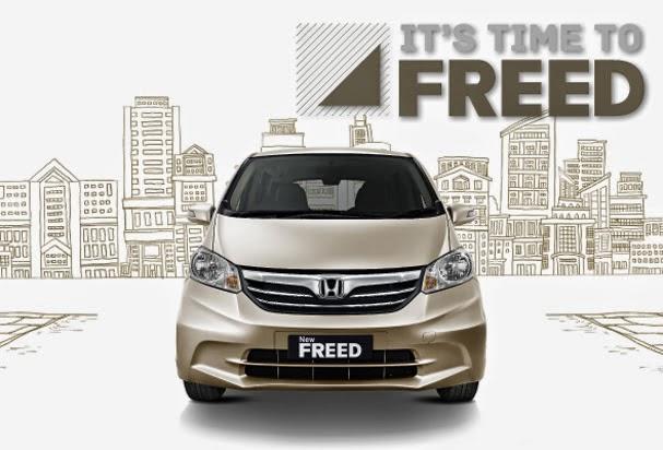 Informasi Spesifikasi dan Harga Mobil Honda Freed