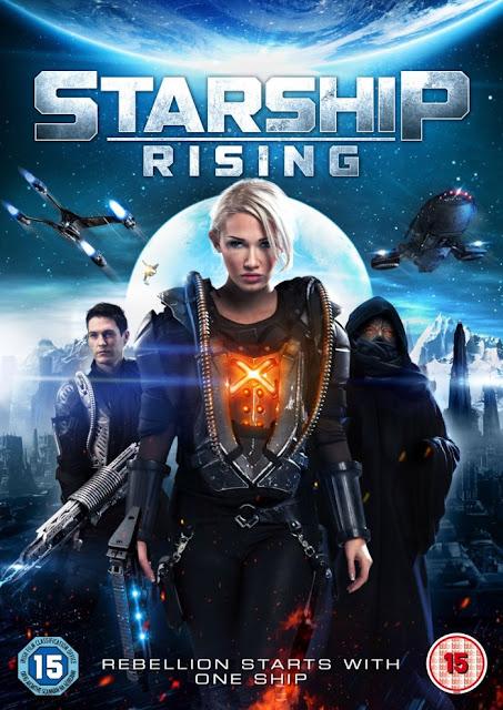 Starship Apocalypse (2014) DVDRip Subtitle Indonesia