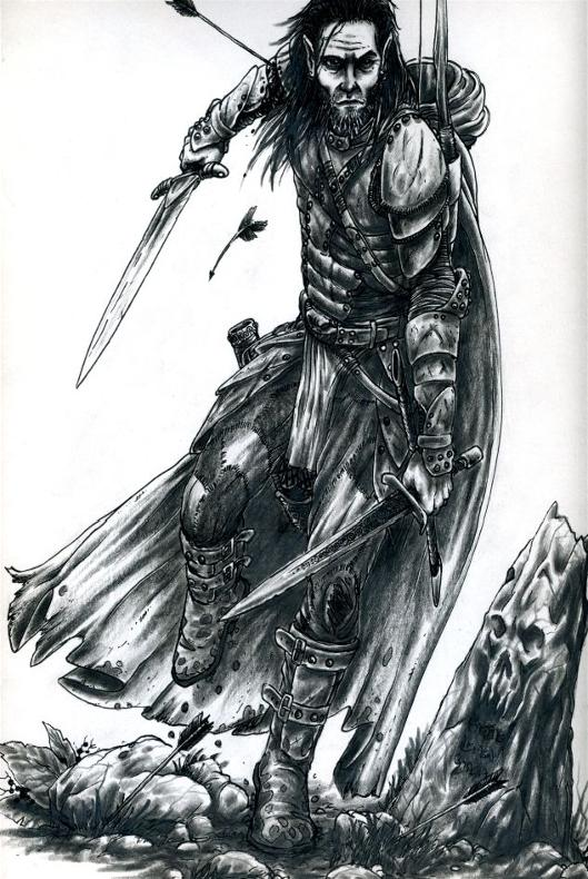 the gallery for gt female half orc pathfinder