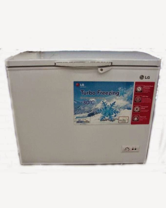 Deep Freezer Price In Nigeria Lg Chest Samsung Scanfrost