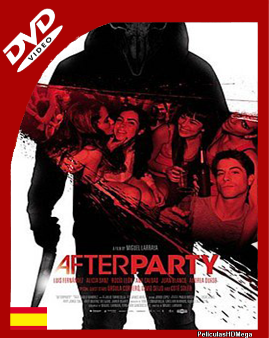 Afterparty (2013) DVDRip Castellano