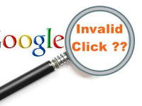 Penyebab dan Cara Mengatasi Invalid Klik Google AdSense