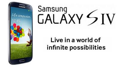 Spesifikasi Dan Daftar Harga Samsung Galaxy S4
