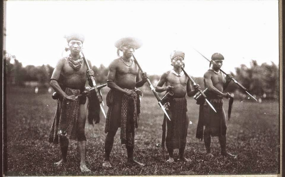 Murut tribes,West Coast,NorthBorneo