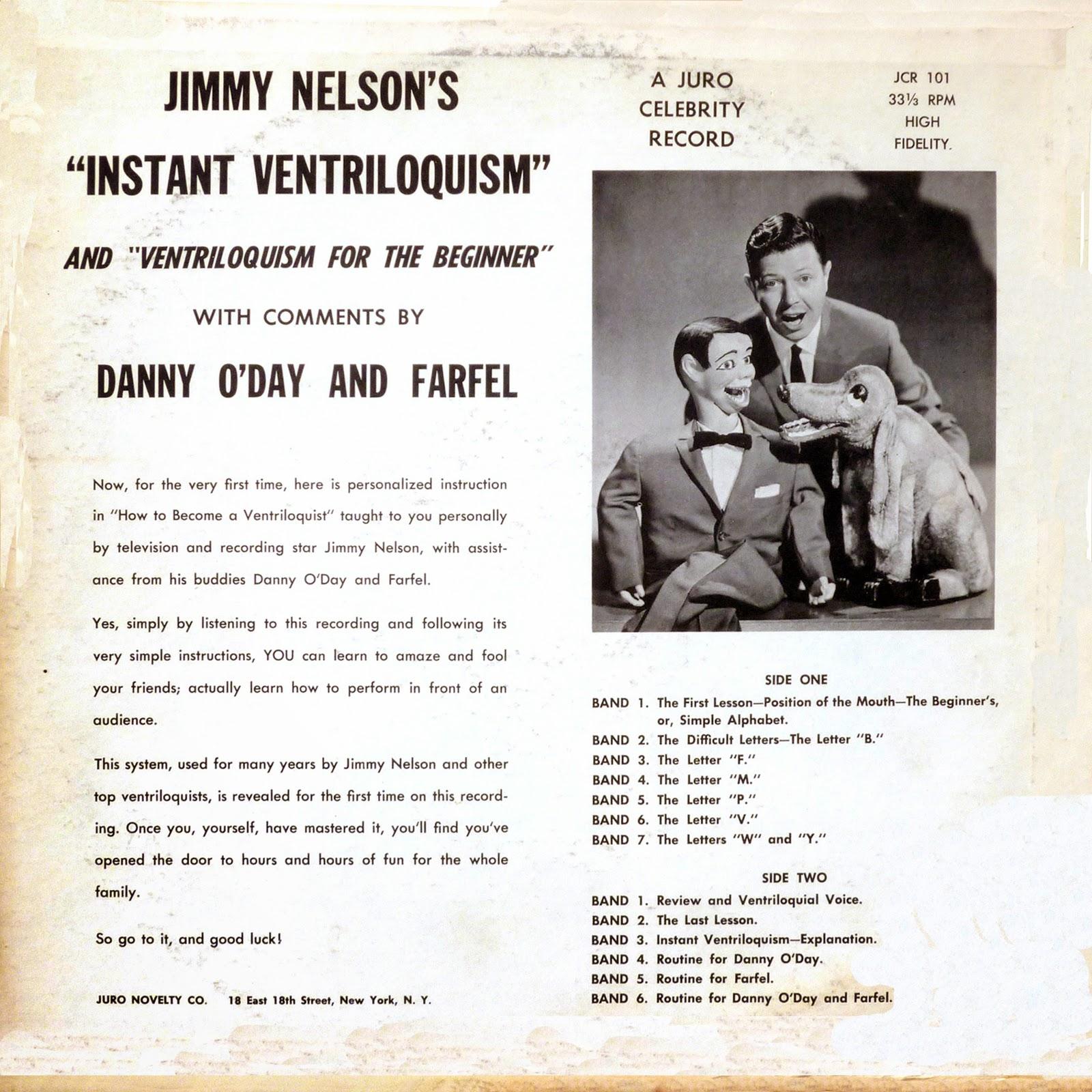 Jimmy Nelson Joke Along With Jimmy Nelson
