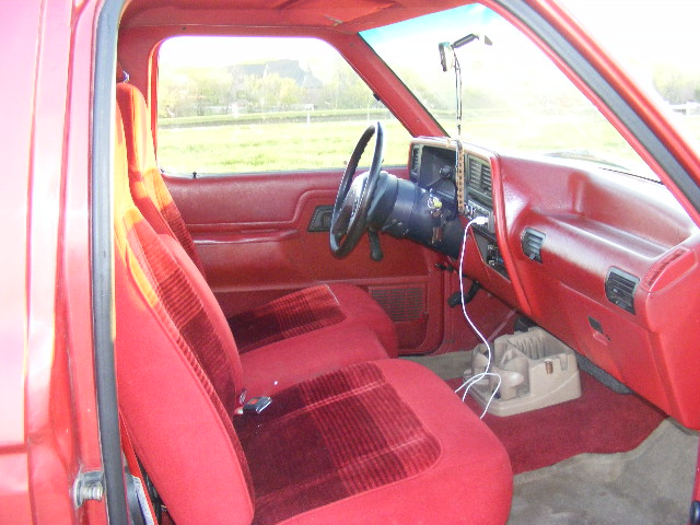 for sale 1992 ford ranger xlt interior. Black Bedroom Furniture Sets. Home Design Ideas
