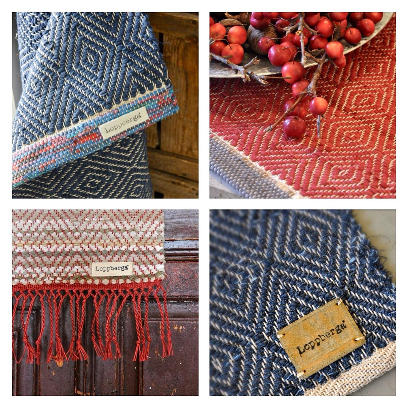 Zweedse matten weven