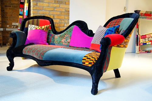 London 39 s funky furniture squint ltd for Funky furniture
