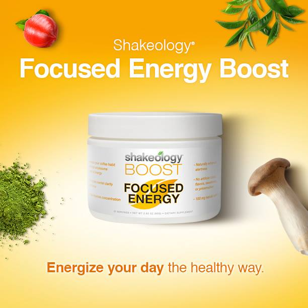 One thing change everything vanessamc246 more energy focused energy