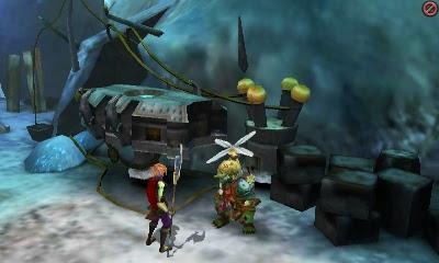 เกมส์ Unchained Blades EXIV 3DS