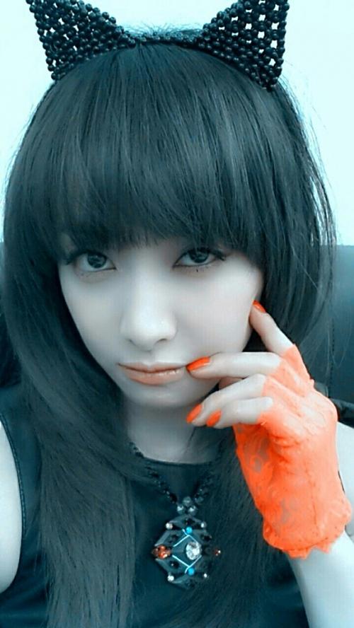 Victoria f(x) Cute Cat 2012 MBC Gayo Dajaejun