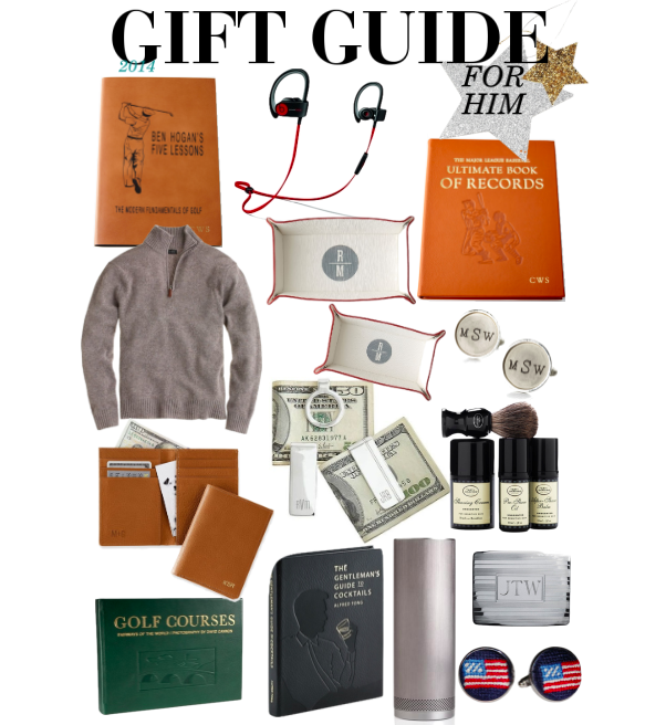 In My Closet: Gift Guide :: For Him