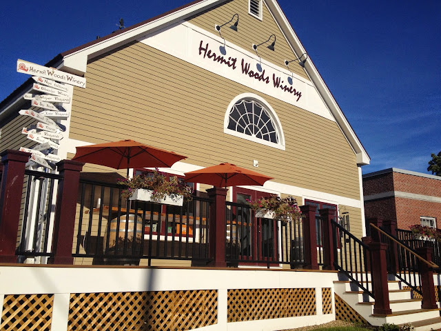 Hermit Woods winery New Hampshire