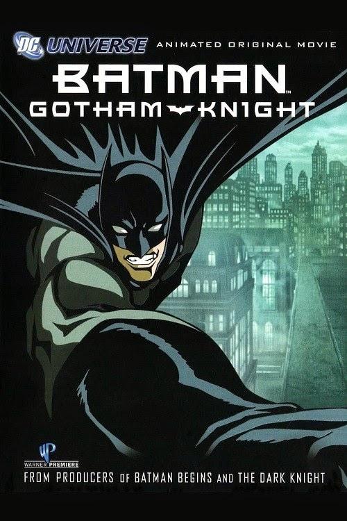 Phim Hoạt Hình Batman: Hiệp Sĩ Gotham - Batman: Gotham Knight - 2008