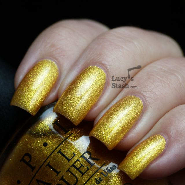 Lucy's Stash - OPI OY–Another Polish Joke!