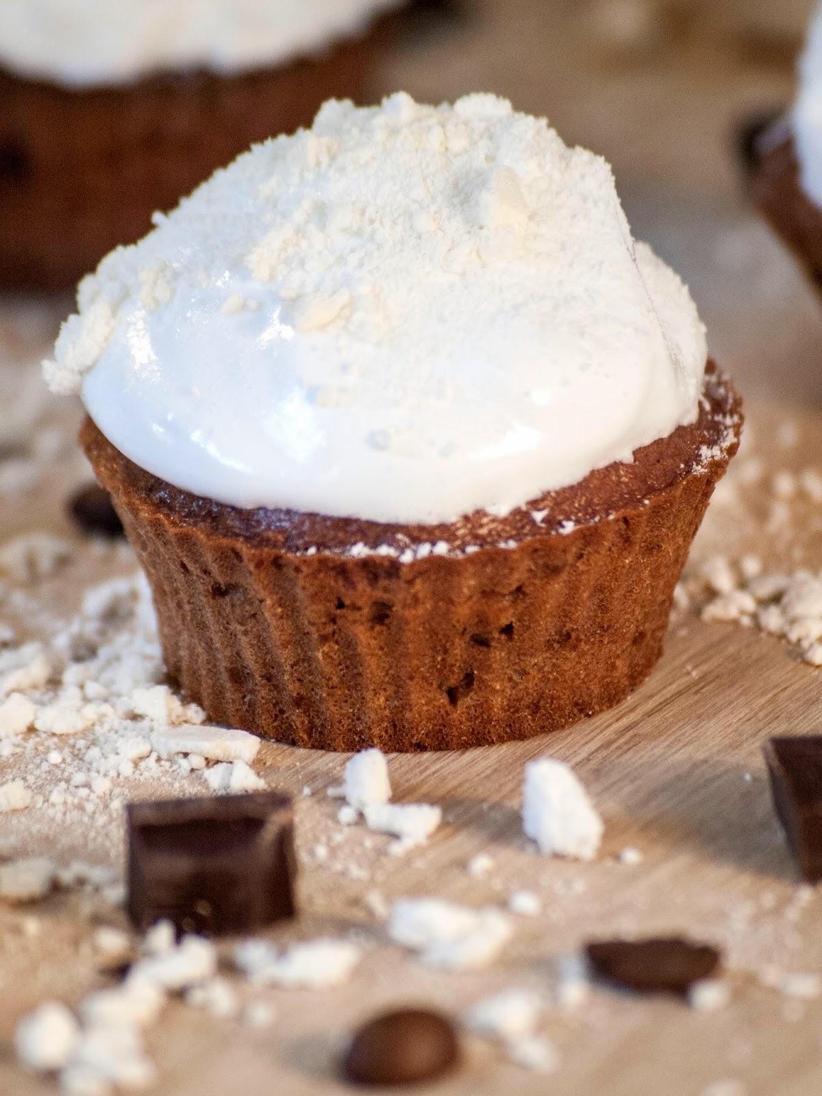 muffins chocolat, recette de muffins, recette muffins chocolat