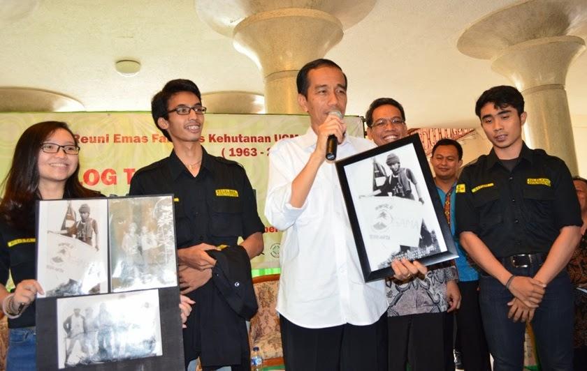 Kehutanan Ugm Jokowi Kehutanan Ugm Jokowi