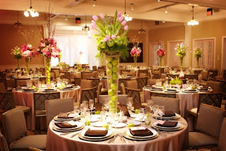 Amazing Tall Wedding Centerpieces