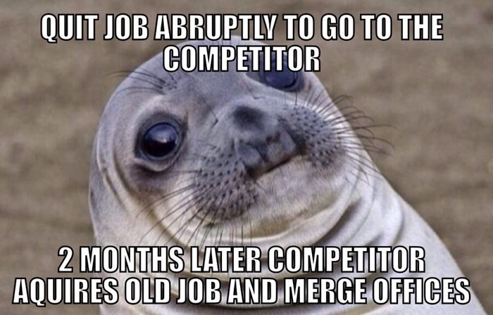 Funny Quit Job Meme : Meme soup of the day funny bits