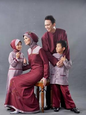 baju muslim family