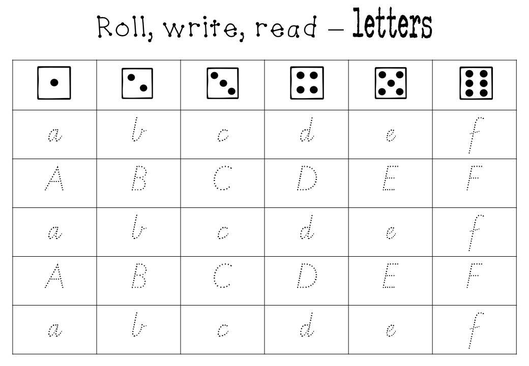 http://www.teacherspayteachers.com/Product/Roll-Write-Read-letters-and-words-Victorian-Modern-Cursive-1461712