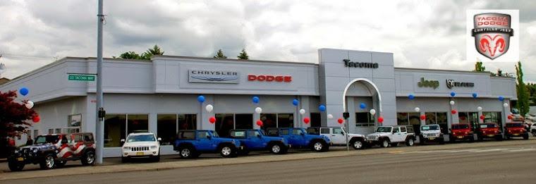 Tacoma Dodge Chrysler Jeep