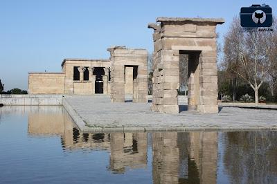 Descubriendo Mayrit - Templo de Debod