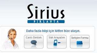 Sirius Pırlanta