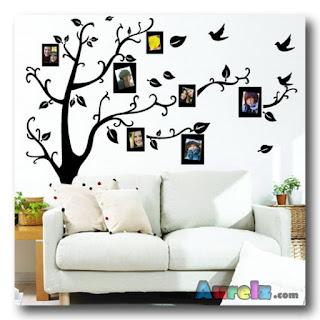black tree 7 frames 3d hl 2141