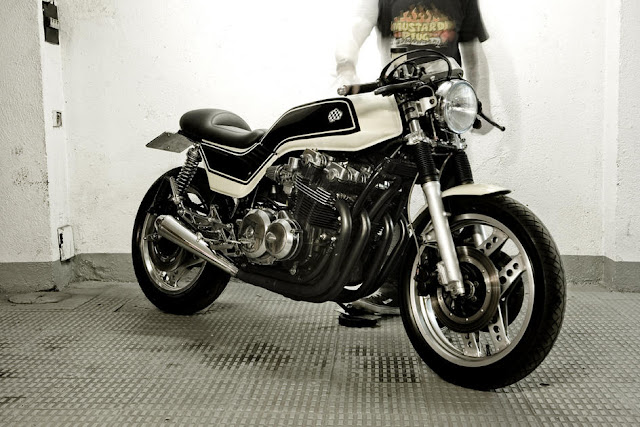 Honda CB900 Cafe Racer | By CRD | Honda Cafe Racer | Honda CB900 Cafe Racer parts | Honda CB900 Cafe Racer for sale