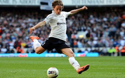 Luka Modric; New Real Madrid player