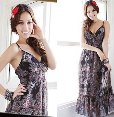 designer maxi dresses