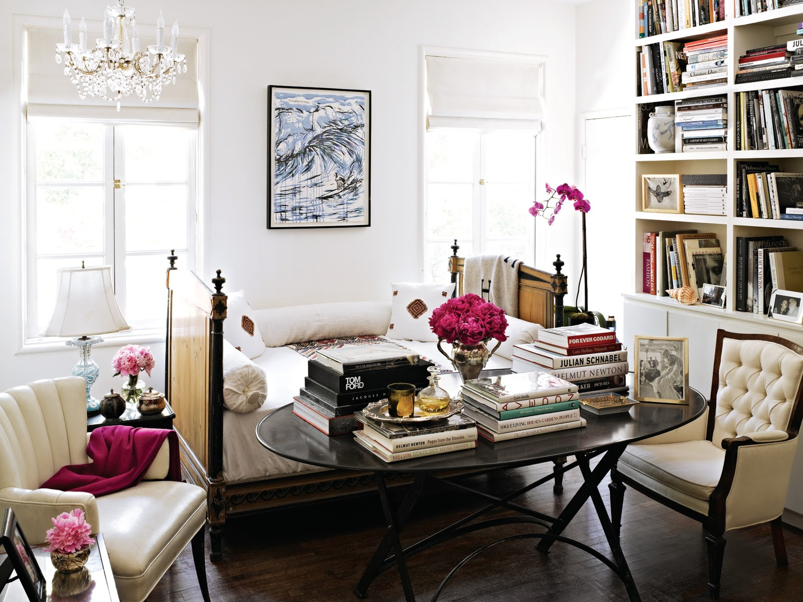 Decor How To: Coffee Table Books