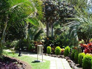 Arte y jardiner a directrices de dise o de un jard n - Jardineros tenerife ...