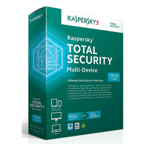 Free Kaspersky Antivirus Trial Version for 30 Days (Delivery Via Email)