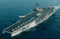 Kitty Hawk Class Aircraft Carrier