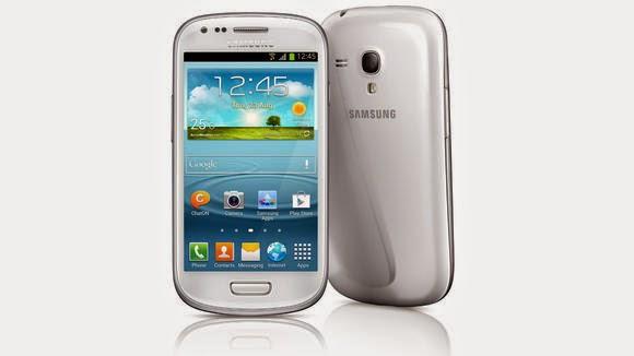 Harga Samsung I8200 Galaxy S III Mini VE dan Spesifikasi Lengkap