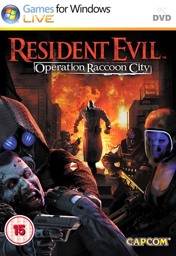 Resident Evil: Operation Raccoon City - Skidrow 7.4GB