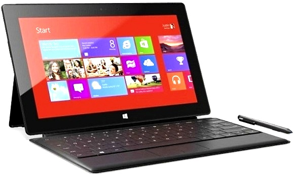 Microsoft-second generation surface tablet
