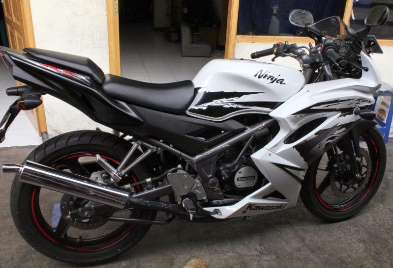 Jual Motor Murah Bpkb Onli Non Stnk Kawasaki