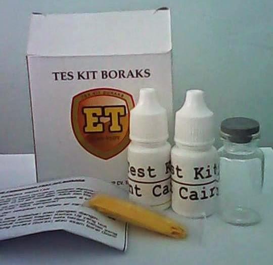 Untuk pemesanan dan informasi tentang produk Test Kit Easy Test (Test