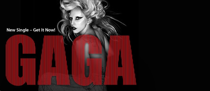 Download Lady Gaga's latest single Born This Way