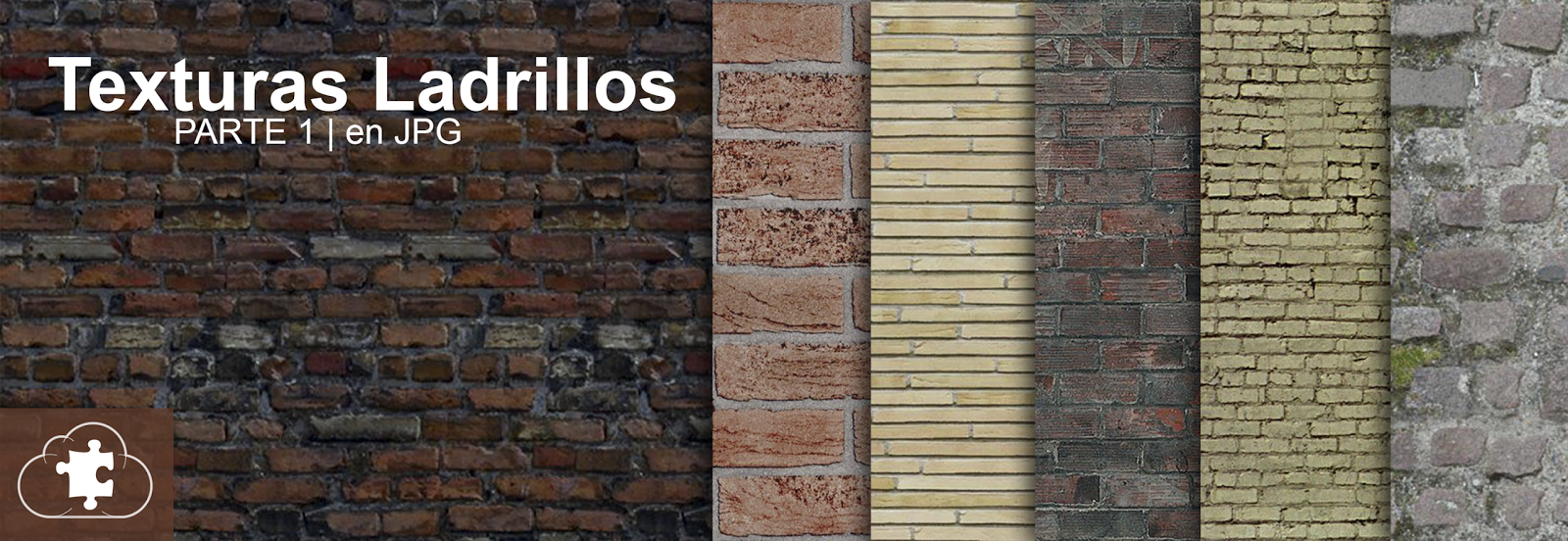 Texturas Ladrillos (jpg) | parte1 |