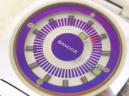 SANDOZ MISTERY DIAL - FLOATING HANDS - AUTOMATIC