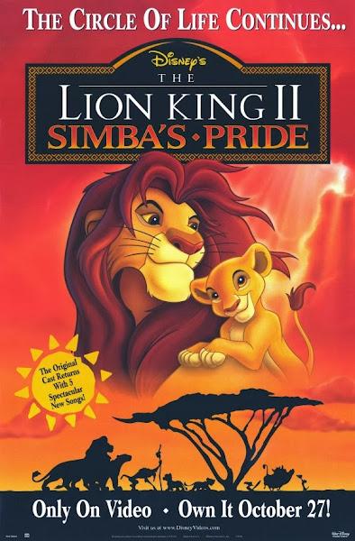 the lion king 2  simba u0026 39 s pride