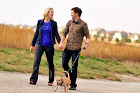 We'll be taking lots of walks with our boy in 2013.