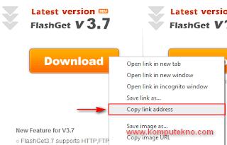 Cara Download dengan Flashget - 4