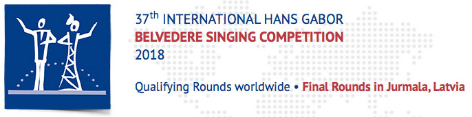 37th International Hans Gabor Belvedere Singing Competition 2018